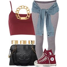 I just love burgundy., created by livelifefreelyy on Polyvore
