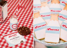fifties+invitations | Awesome Retro 50's Diner Party {2nd Birthday} // Hostess ...
