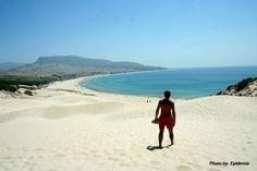 Costa de la Luz....miles of sandy coastline...