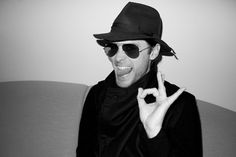 3.6.5. Five  {Jared Leto} | White Lights on Wednesday