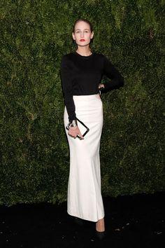 Leelee Sobieski à la soirée Chanel au MoMA en l'honneur de Tom Hanks