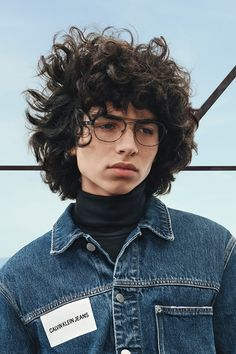 Elevate any fall look with timeless eyewear silhouettes, artfully reimagined for the season ahead. i love his hair