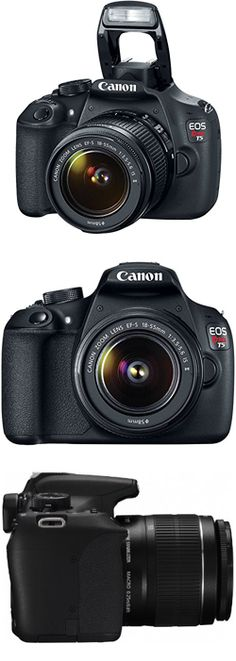 Canon EOS Rebel T5 EF-S 18-55mm IS II Digital SLR Kit - http://our-shopping-store.com