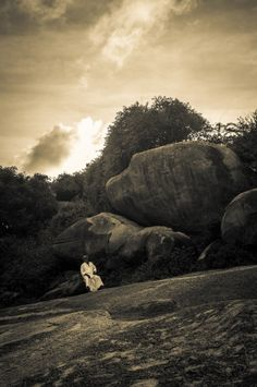 Man and Nature by Gouravmoy Mohanty on 500px