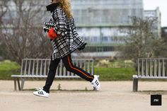Tracking Pants Trend Streetstyle