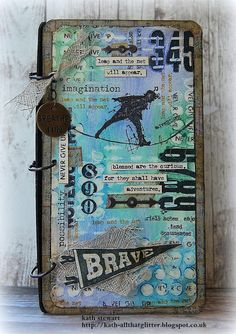 Kath's Blog......diary of the everyday life of a crafter: Simon Says...Resist It