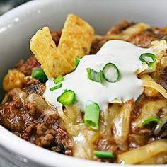 Taco Soup on BigOven: Source: http://www.ezrapoundcake.com/archives/4268