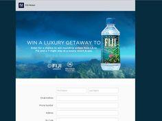 FIJI Water Win a Trip to Fiji Sweepstakes