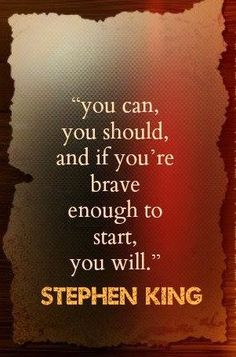 - stephen king