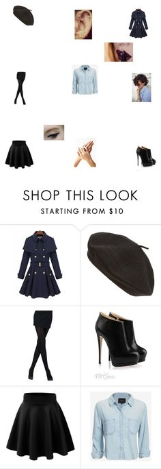 """Untitled #657"" by chicsetter-14 on Polyvore featuring Parkhurst, Rails and Free People"