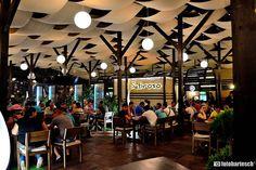 Restaurant Sabroso interior