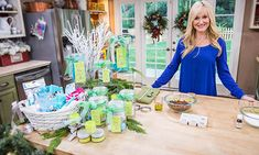 Sophie Uliano's Spa in a Jar easy and affordable gift idea #homeandfamily