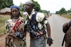Flight from Rage: Conflict in the Central African Republic - Los Angeles Times