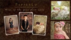 Baby Photography Props | Photography Studio Backdrops and Stands | PepperLu Faux Floor Mats