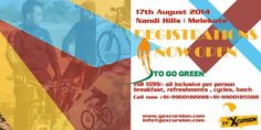 registration open for cycling in bangalore