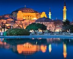 Turquia...donde se unen Oriente y Occidente...