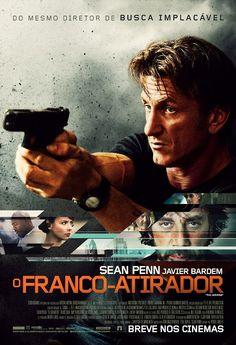 O Franco-Atirador | Filme estreia na próxima quinta-feira. Confira o trailer oficial! | Geek Project