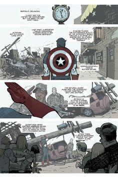 Captain America #616 2011
