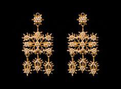 Orecchine a Palia gioielli sardi