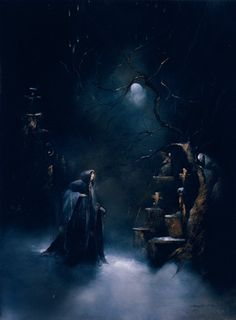 Anne Bachelier The Phantom of the Opera: Perros Cemetary