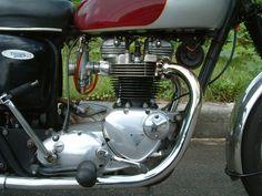 Triumph tr6r trophy 650 '70