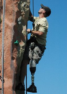 Adaptive sports programs offer a fun, social way for people with disability to be more physically active and improve their self-image at the same time, through pursuits ranging from tranquil fly-fishing to intense rock wall climbs.
