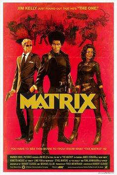 What if The Matrix was directed by Robert Clouse?