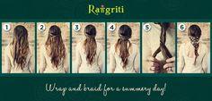 Hair-Do braid tips