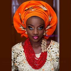 Nigerian Wedding Bridal Jewelry set