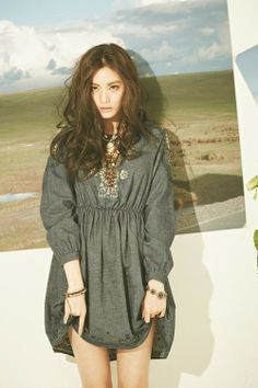 Nana from Orange Caramel for International bnt