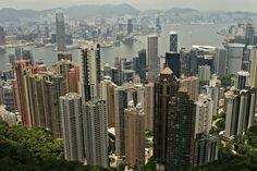 Hong Kong. Amazing HK! #hongkong #amazinghongkong San Francisco Skyline, Hong Kong, Amazing, Travel, Viajes, Destinations, Traveling, Trips