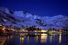 Lake Chelan Washington ... my childhood home ... always in my heart.
