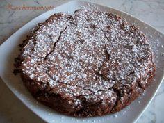 Ricetta Tenerina al cioccolato