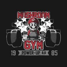 Mushroom Gym 2.0