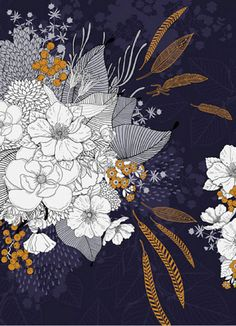 Iveta Abolina Winter Blue Art Print | DENY Designs Home Accessories