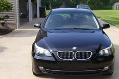 2008 BMW 535i- looks just like my second BMW I miss that car the ride was so smooth...