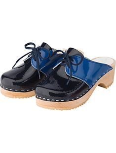 Love these saddle clogs from hanna andersson $64