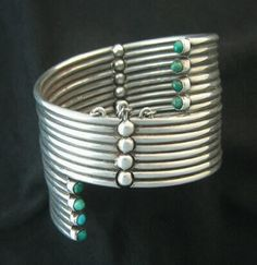 Hector Aguilar designer silver turquoise