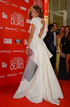 Cláudia Vieira, Globos de Ouro 2015