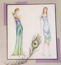 Fashion Desgin Lesson Plan inspired from nature #fs4703 Fashion Design 10H