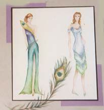 Fashion Desgin Lesson Plan inspired from nature #fs4703 Fashion Design 10H