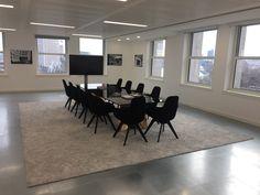 Adelphi - On floor Presentation Table