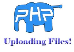 uploading files/images in PHP