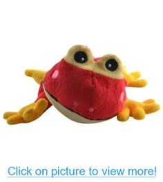 Dogloveit Pet Puppy Cat Dog Toys Soft Frog Style Soft Cotton Toy for Pet Dog Cat with Sound Squeaker Squeaky Toys for Pet Dog Cat (Red) Pet Puppy, Pet Dogs, Dog Cat, Pets, Dog Toys, Pet Supplies, Coin Purse, Puppies, Yellow