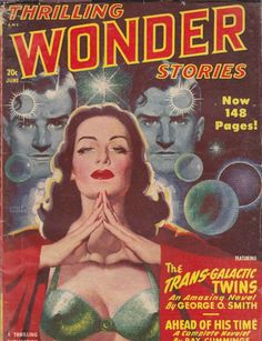 Thrilling Wonder Stories June 1948