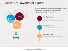 Simple funnel diagram for powerpoint presentationgo powerpoint funnel diagram ccuart Choice Image