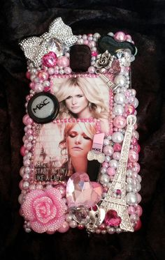 Miranda Lambert CUSTOM Handmade Made to Order Cell by 4havnfn, $32.98