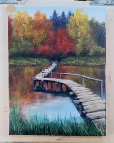 art painting 20 Home Decor Painting Inspirations - Painting Tutorial Videos Art Painting Gallery, Painting Videos, Painting Techniques, Painting Tutorials, Colorful Paintings, Easy Paintings, Landscape Paintings, Decorative Paintings, Artist Canvas