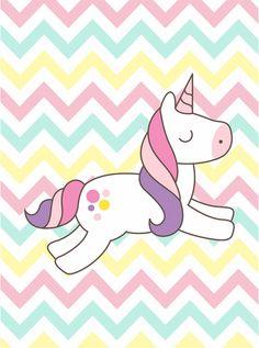 poster unicornio no Unicorn Horse, Baby Unicorn, Unicorn Art, Rainbow Unicorn, Unicornios Wallpaper, Pattern Wallpaper, Unicornio Poster, Unicorn Pictures, Cute Cartoon Wallpapers