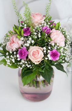 Valentinstag Blumen verschenken